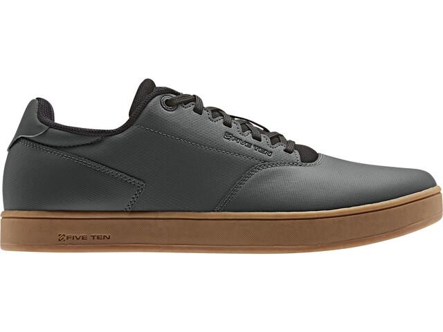 adidas Five Ten 5.10 District Clips Shoes Herren legend ivy/legend ivy/goldmt